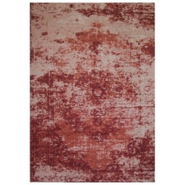 alfombra vintage Antik Medallion red