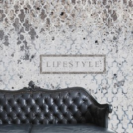 mural Life Style white