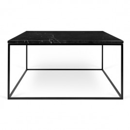 mesa Gleam 75 negro base negro