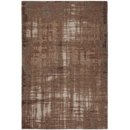 alfombra vintage antik brown chenille