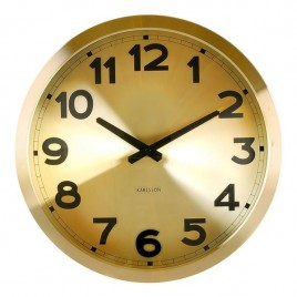 reloj de pared Gold Station