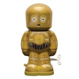 Star Wars andador C-3PO wind up