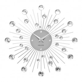 reloj de pared Sunburst