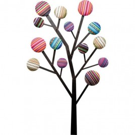 perchero Bubble Tree