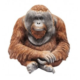Figura decorativa Monkey Orangutan 60452