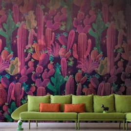 mural moderno colores Cool