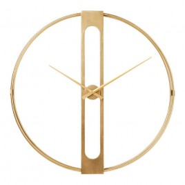 reloj de pared Clip Gold