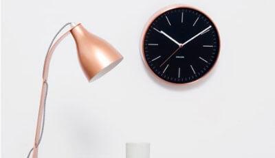 Relojes de pared y sobremesa