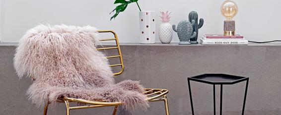 bloomingville decoración y muebles