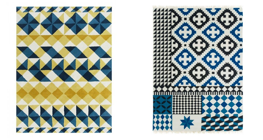 Tendencias en decoraci n 2016 i on contract for Alfombras motivos geometricos