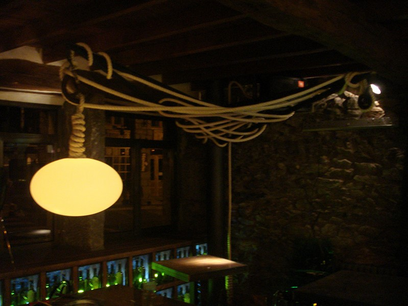 decoracion bar