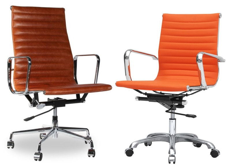 Sillas de oficina y homeworking con estilo on contract - Silla oficina eames ...