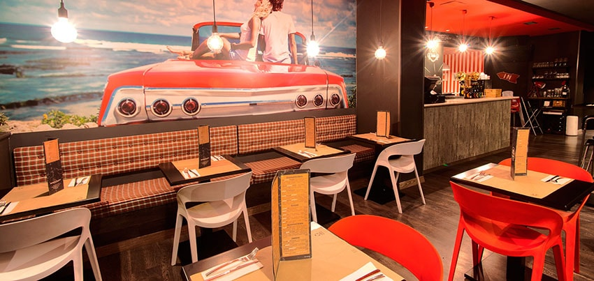 decoracion-bar-estilo-retro-goldenburger
