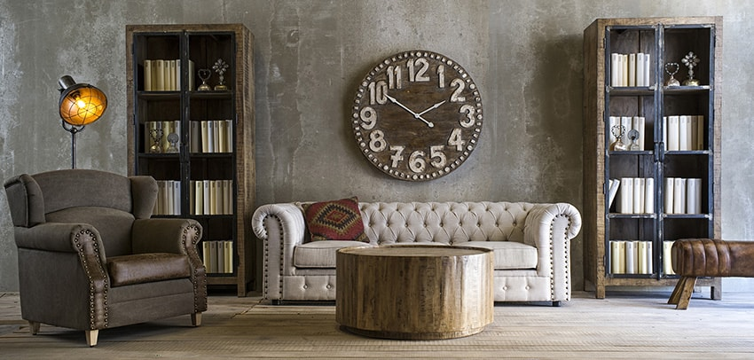 muebles-salon-estilo-industrial