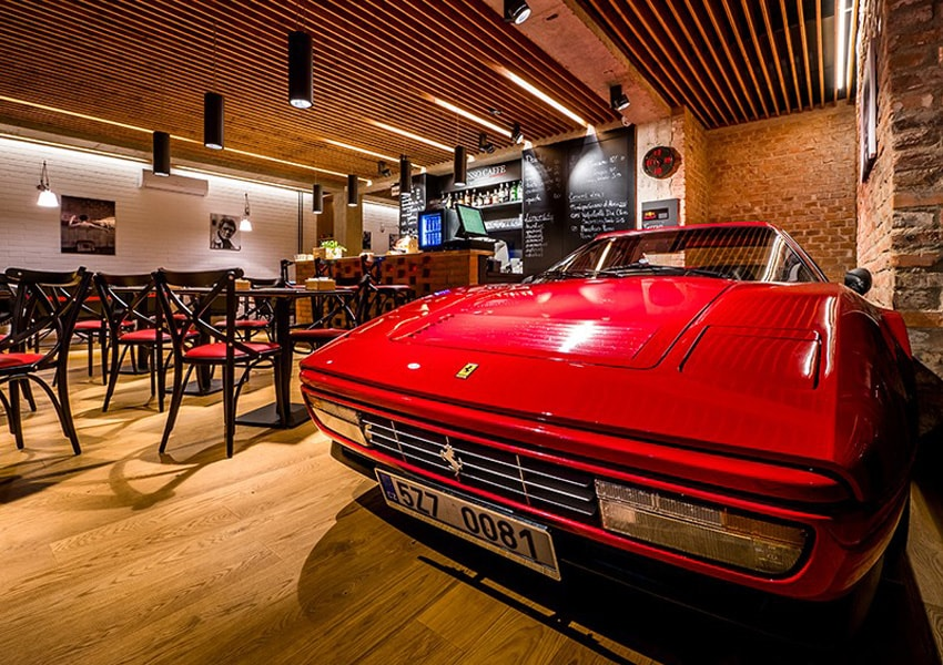 lusso cafe22