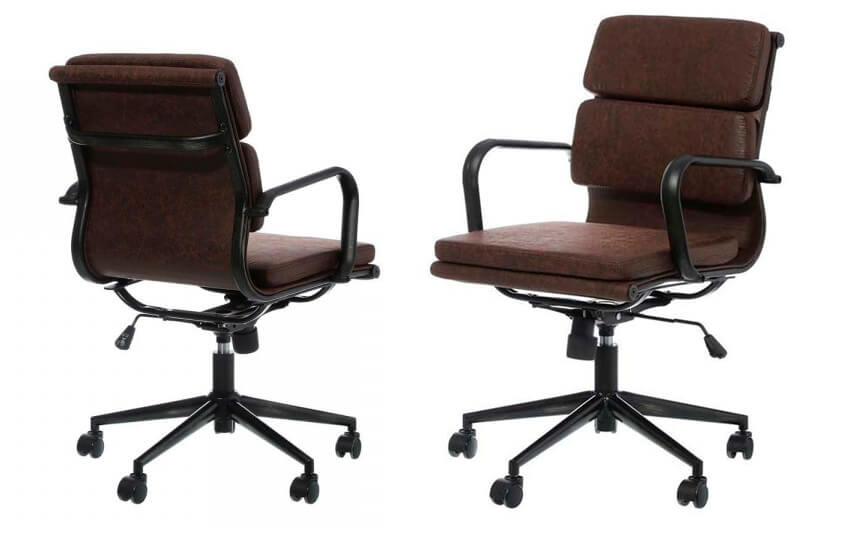 silla-oficina-marron-softpad