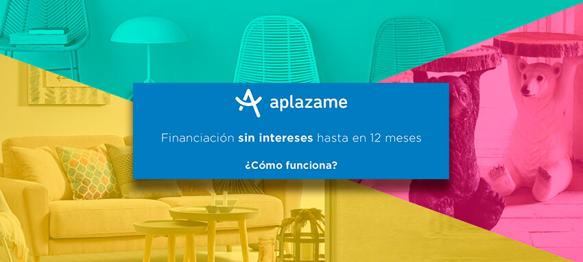 Financiaci n de muebles en tiendas on con aplazame - Financiar muebles sin nomina ...