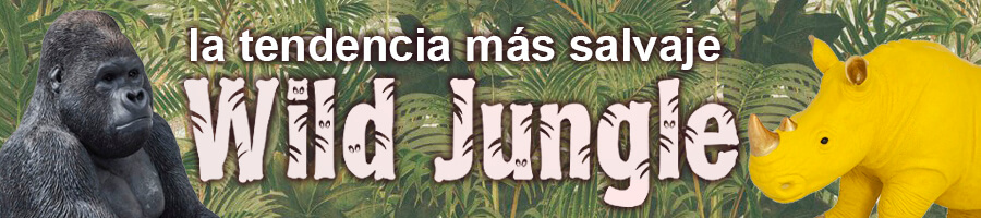 tendencia Wild Jungle