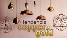 tendencia copper & gold