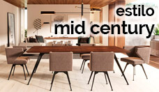 estilo mid century