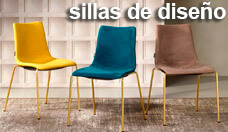 sillas de diseno