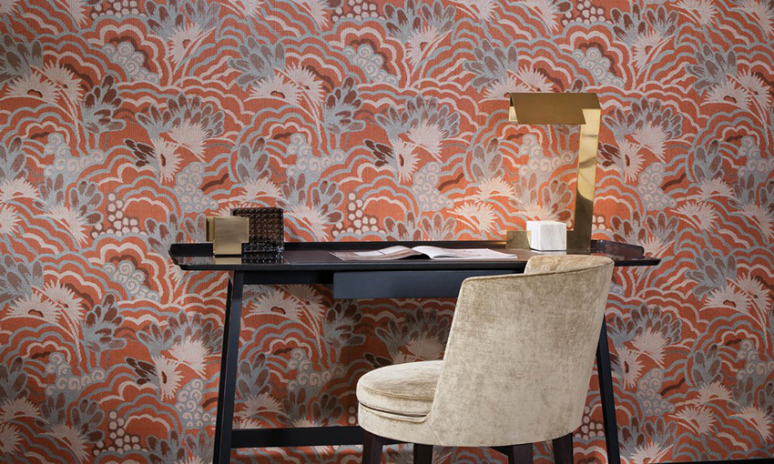 Arte Wallcoverings, decoración de paredes de diseño
